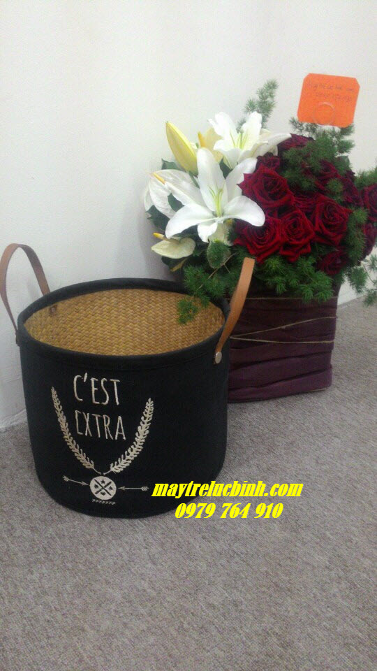 Water hyacinth bag KV60
