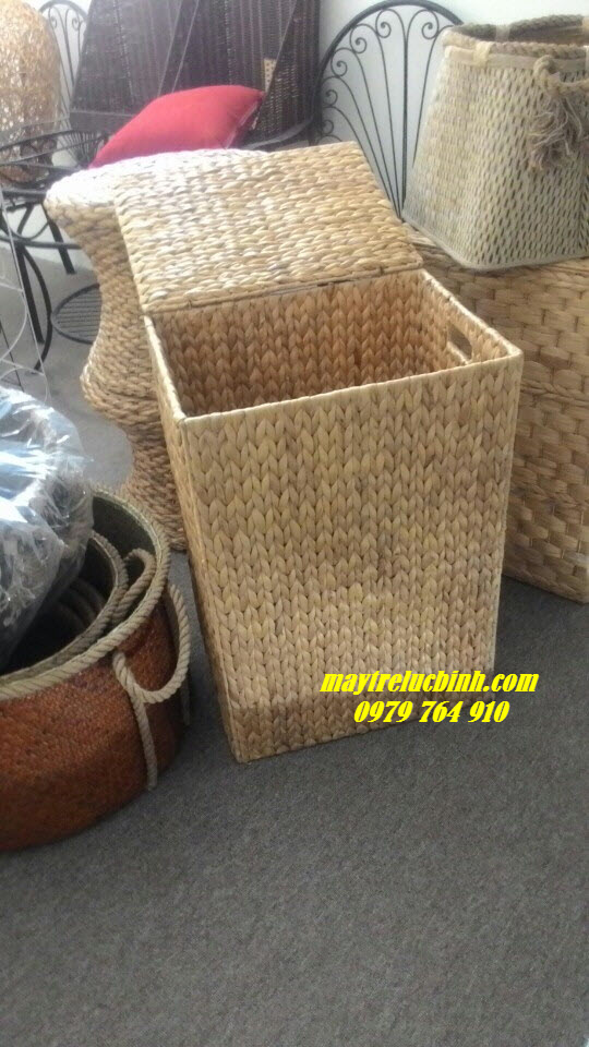 Water hyacinth basket KV80