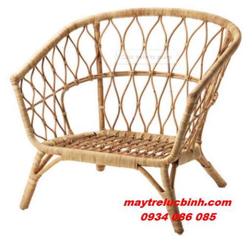 Natural rattan  chair BV832