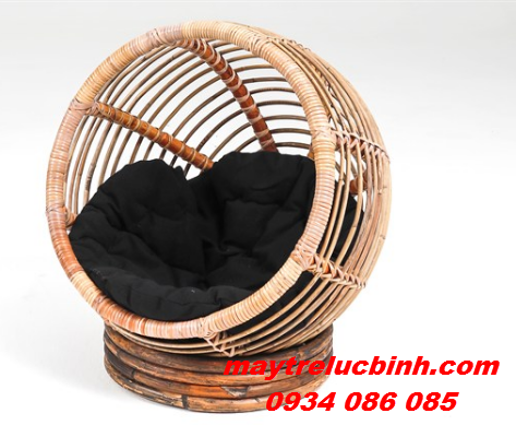 Natural rattan chair BV834