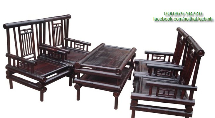 Bamboo furniture BV11