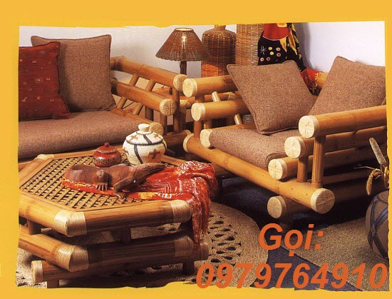 Bamboo furniture BV16