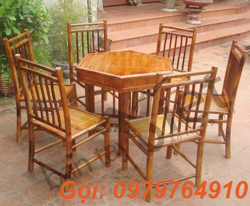 Bamboo furniture BV34