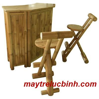 Bamboo furniture bar  BV79